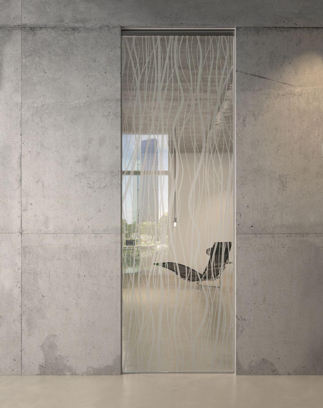 Nussbaum fili trasparente verticale